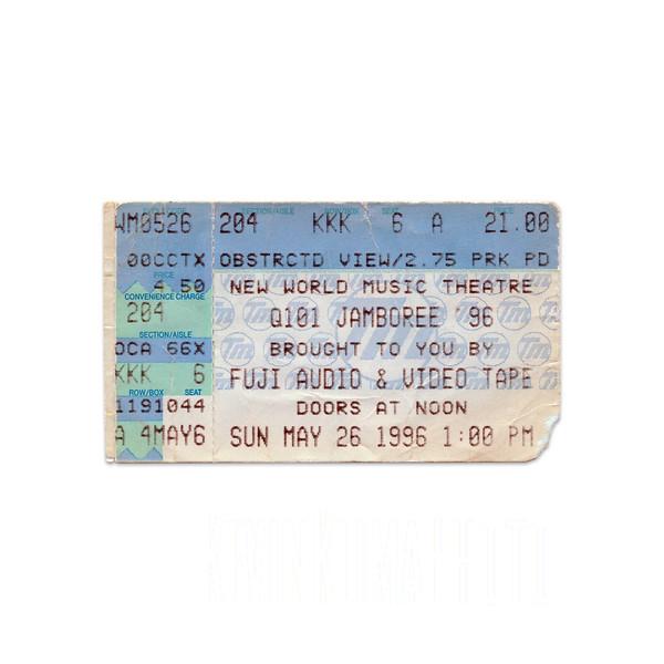 Q101 Jamboree '96