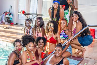 Debbie's Afrikan Birthday Celebration 08-05-18