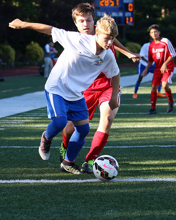 "Boys Junior Varsity ""B"" Soccer – 2016"