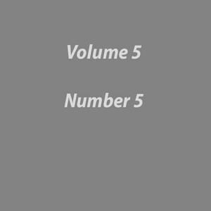 Volume 5 Number 5