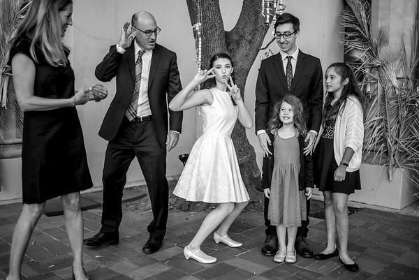 Skylar and family