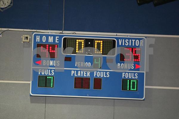 Varsity-Oak Grove vs Pleasant Hill 2-23-09