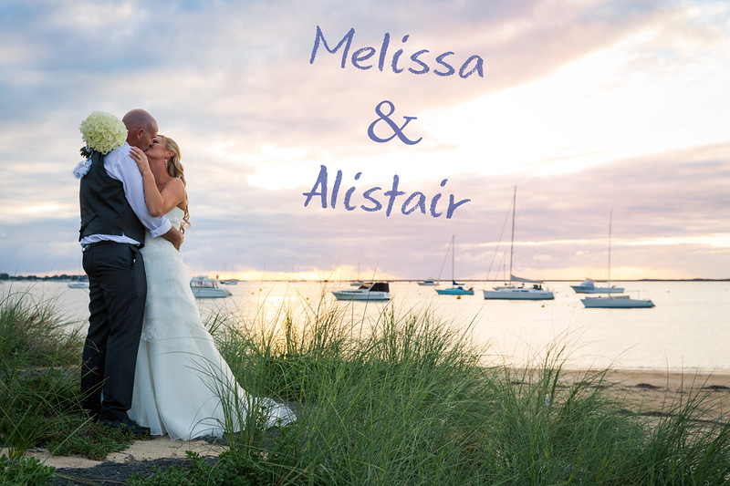 Melissa & Alistair