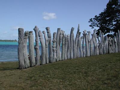 Baie Saint-Maurice, Isle of Pines, New Caledonia