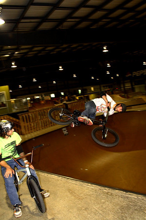 BMX'ers on 5-31 by skye nacel