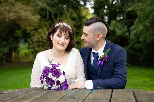 Shannon & Scott's wedding