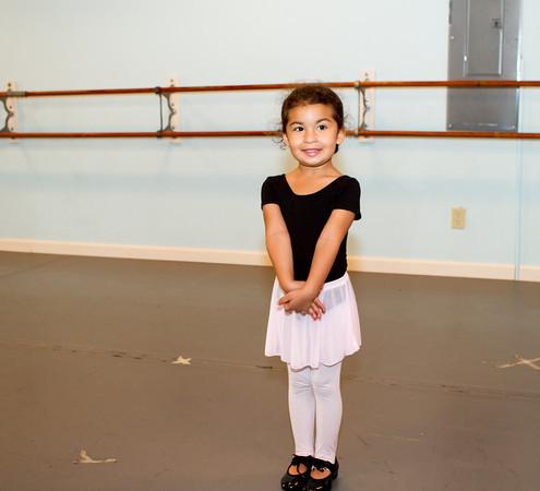 Bailey's Dance Class