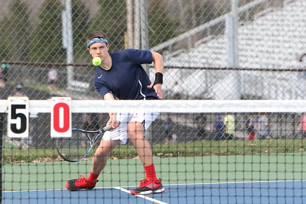 Mens Tennis - Nordonia v Twinsburg