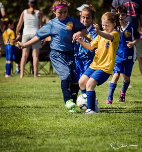 Cleats Game 2 - EDH U8 Girls