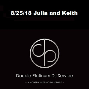 8/25/18 Julia and Keith
