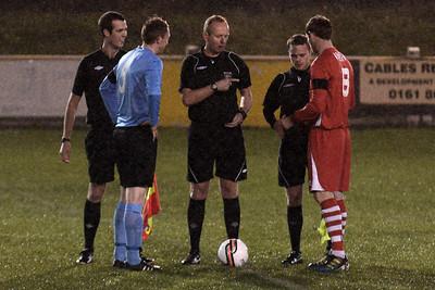 West Didsbury & Chorlton (h) D 2-2
