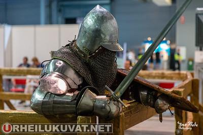2018 Medieval Combat