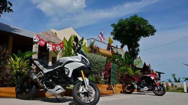 Multistrada 1200 -Malaysia / Borneo / Thailand Photo Sets