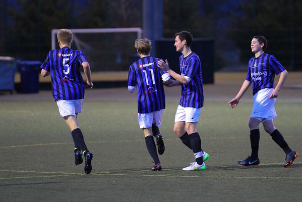 Snohomish United - February 8, 2015 - Quarter Final