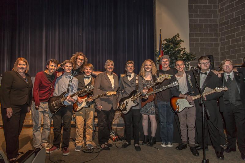 2015_10_20, Cuthbertson High School, Bryce Quig-Hartman, Mary Luehrsen