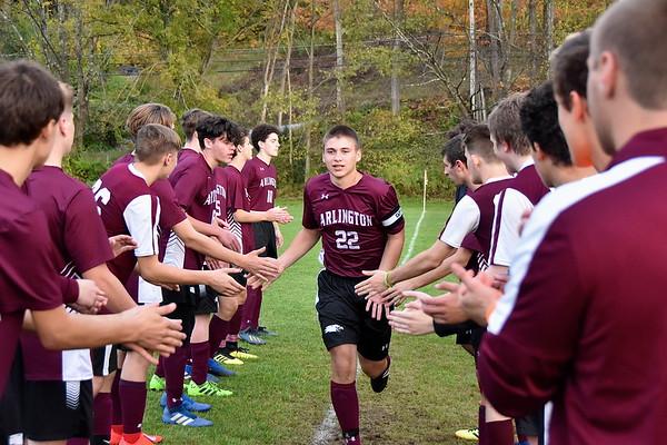 AMHS Boys Varsity Soccer vs T.V. photos by Gary Baker