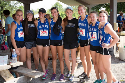 DHS Cross Country 08-27-2016