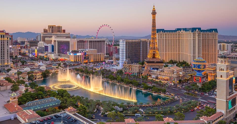 las vegas luxury