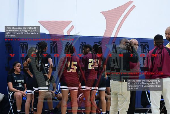 Forest Park (GA) Girls Varsity Basketball 12-13-19 | She Got Game