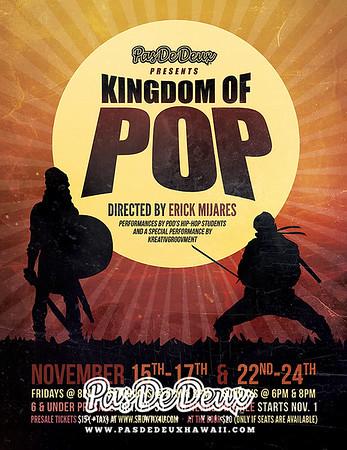 Kingdom of Pop (2013)