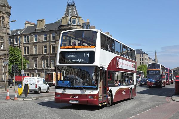2nd June 2016: Edinburgh