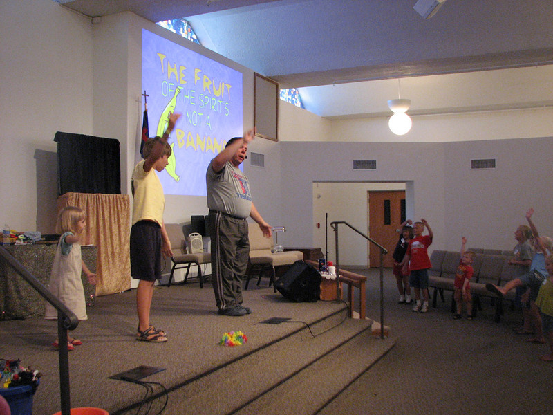 NE Parkview Comm Nazarene VBS North Platte NE July 2010 104.JPG