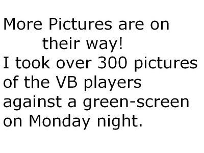 2010 Cactus JV VB - Team Pics