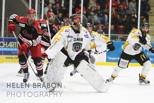 Cardiff Devils vs Nottingham Panthers 02-10-16
