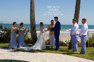 2019-03-23 Sean and Taylor Wedding