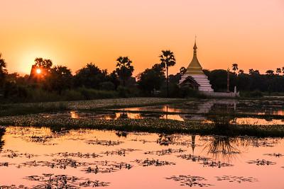 Mingun, Sagaing, Ava