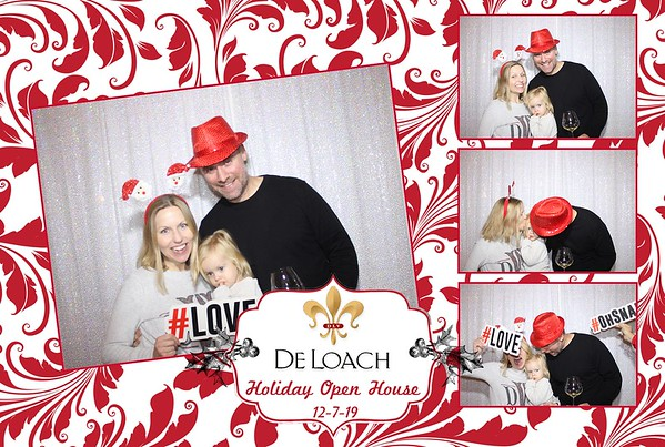 DeLoach Holiday Open House 12-7-19