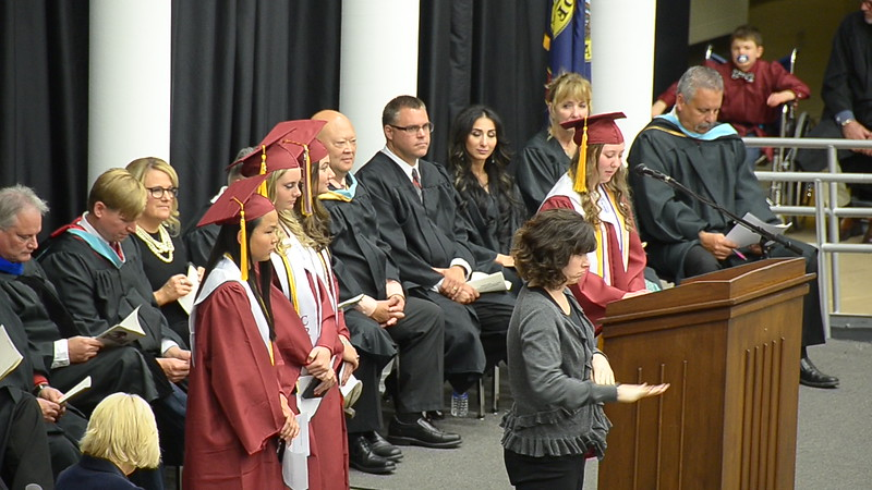 Valedictorian Speech
