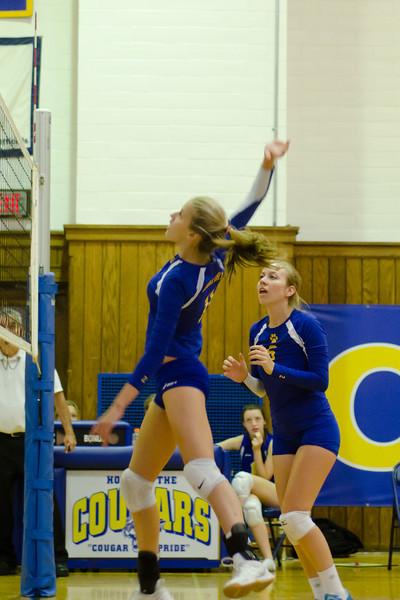 Volleyball Highlights