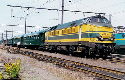 SNCB Class 51