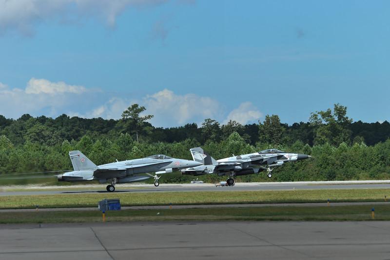 Fleet Launch