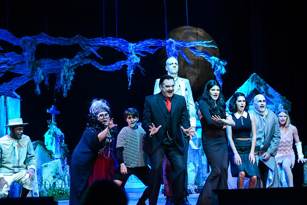Aiken Community Theatre - The Addams Family, September 2018