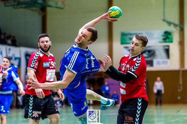 TVH1 - TSG Plankstadt (29:29) / Badenliga