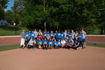 5/23/16: PAL Baseball & Softball clinic