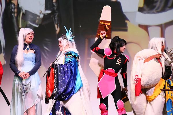 AnimeFest 2017 Cosplay Contest winners