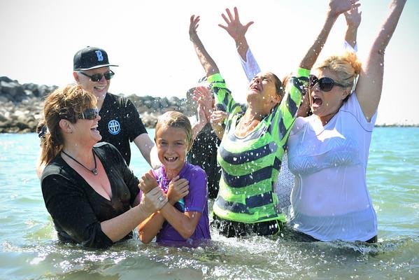 Beach Baptism (2014)