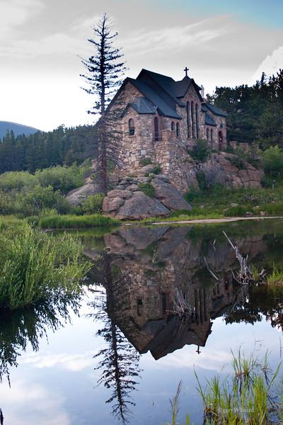 St. Malo Reflection