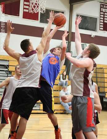 Dundee, Penn Yan, Watkins Basketball 11-13-13