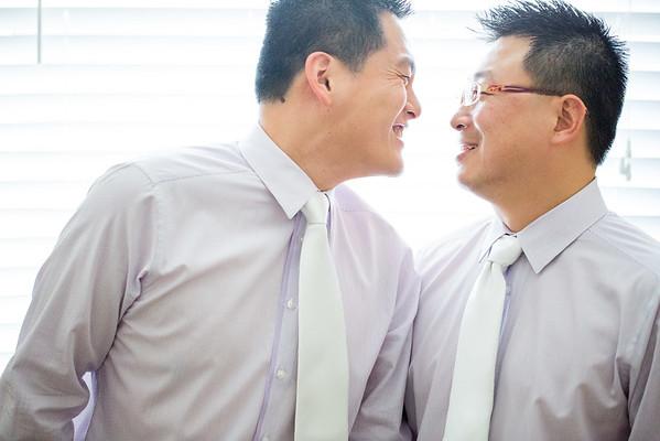 Santa Cruz (Capitola) Wedding | Jerry & Kevin