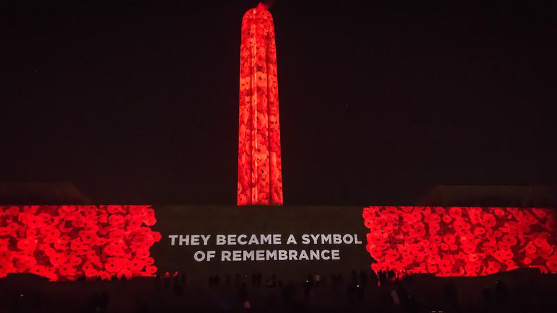 Liberty Memorial - Armistice Day Centennial