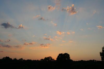 Sunset 20070823