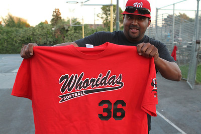 Whoridas Softball !