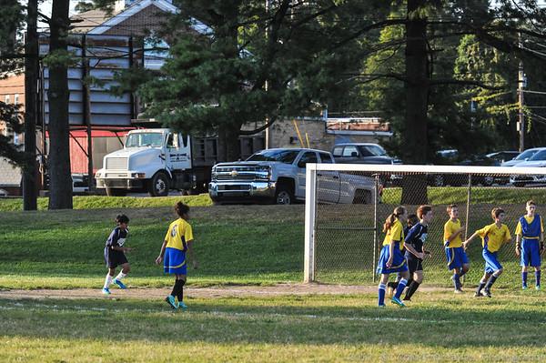 ASCS - 2017 : Soccer v St. Peter