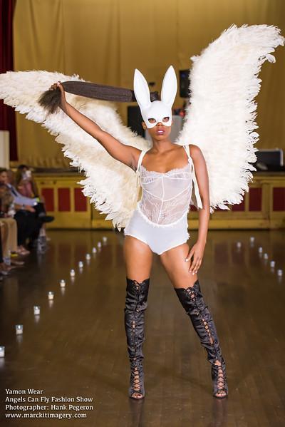 Yamon Wear Fashion - Angels Can Fly Fashion Show