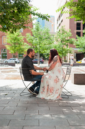 The Engagment of Savannah & Sean