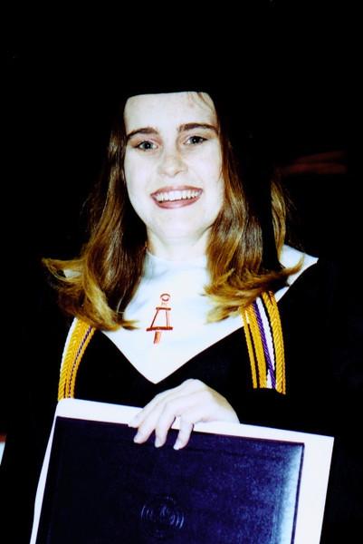 Graduation Tessa